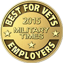 Best for Vets Employers 2015