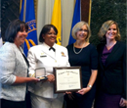 White House Disparities Award