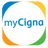 Access myCigna on your mobile web device
