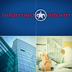 Broker information on healthcare reform