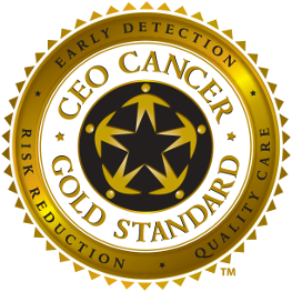 Cigna Accredited with the CEO Cancer Gold Standard