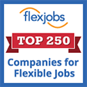 FlexJobs 250: Top Companies for Flexible Jobs