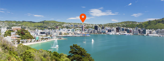 Cigna Wellington Office in New Zealand