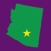 State of Arizona Icon