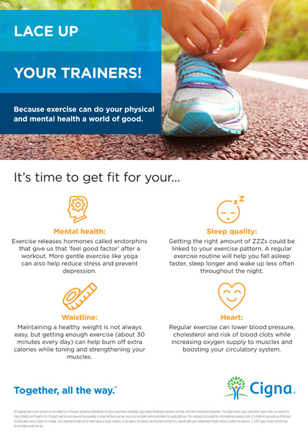 Engagement Campaigns Cigna Global Wellbeing Solutions