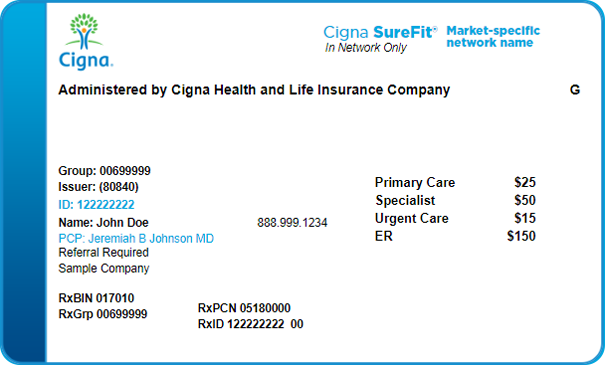 Quick Guide To Cigna Id Cards