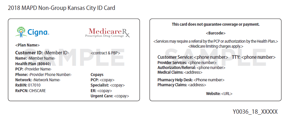 Customer Information Cigna Medicare