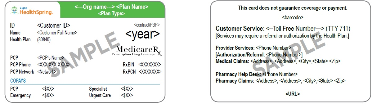 2019 Provider Manual | Cigna Medicare