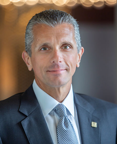 David Cordani, President and CEO of Cigna